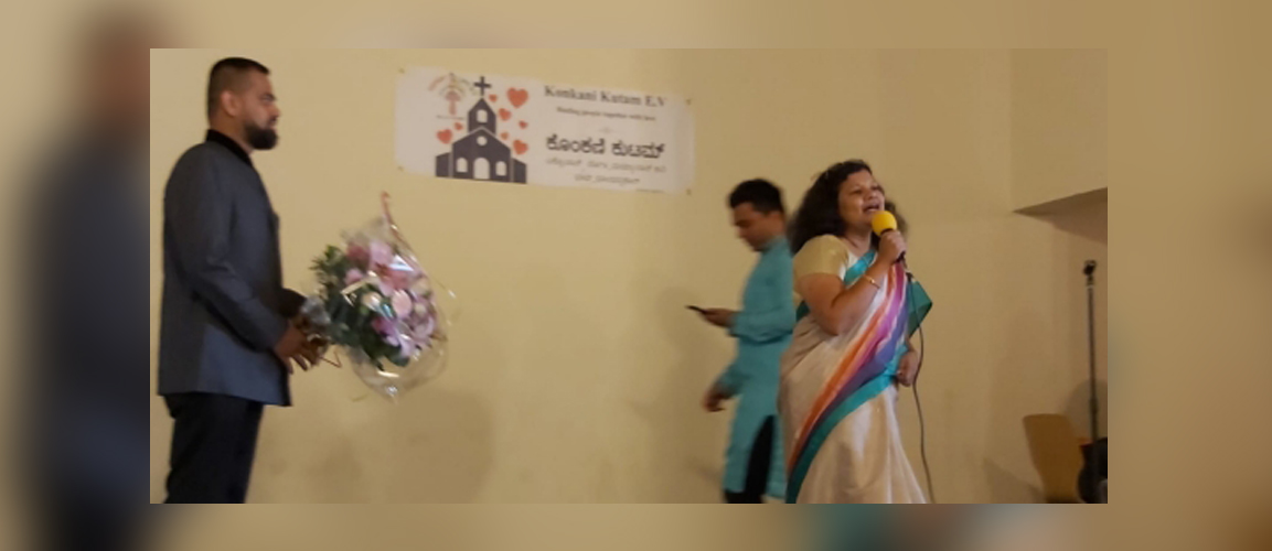 Konkani Kutam e.V celebrated Mother Mary's fest known regionally in India as 'Monti Feast'. The celebration of 150th Birth Anniversary of Mahatma Gandhi was also part of the Association's program.