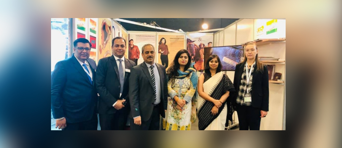 Consul(Commerce, Press & Political) Ms. Ruby Jaspreet visited on the Spoga Horse (International Trade Fair for Equestrian Sports) and Spoga Gafa (The Garden Trade Fair) 2019 at Cologne.
