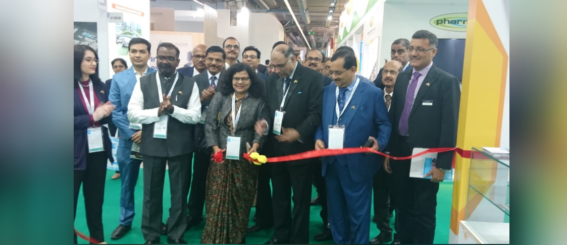 A total of 292 Indian companies participated in the 2019 edition of the CPhI Worldwide held in Frankfurt from 5-7 Nov. 2019. The India Pavilion put up by PHARMEXCIL was officially inaugurated by Consul General Ms. Pratibha Parkar.
